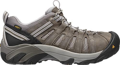 Keen Men's Flint Low – Round Steel Toe boots KEEN FOOTWEAR