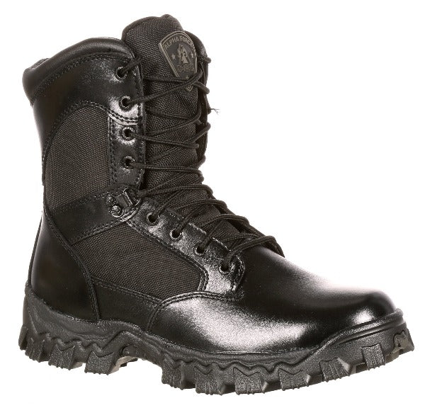 "Rocky Men's - Alpha Force 8"" Waterproof - Round toe boots ROCKY SHOES & BOOTS INC"