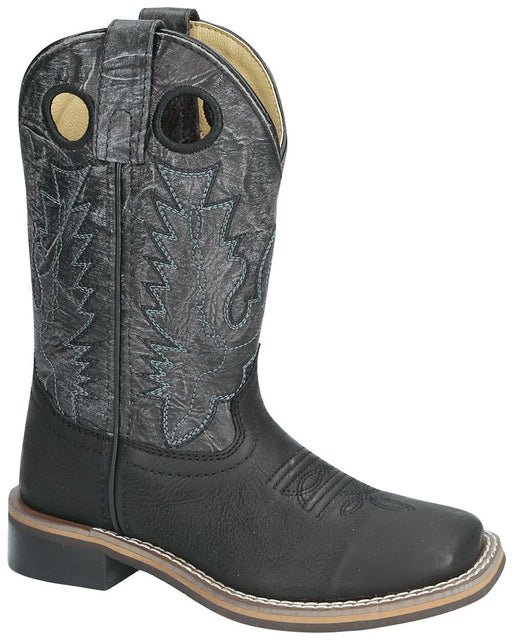 Smoky Mountain Big Kids - Duke Western Boot - Square Toe boots SMOKY MOUNTAIN BOOTS