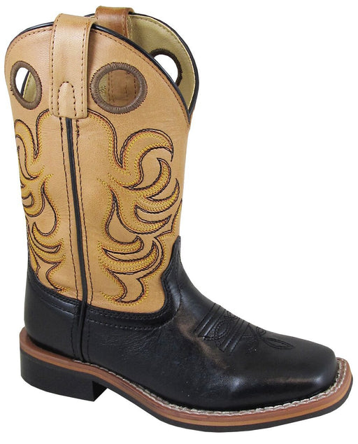 Smoky Mountain Big Kids - Jesse Boot - Square Toe boots SMOKY MOUNTAIN BOOTS