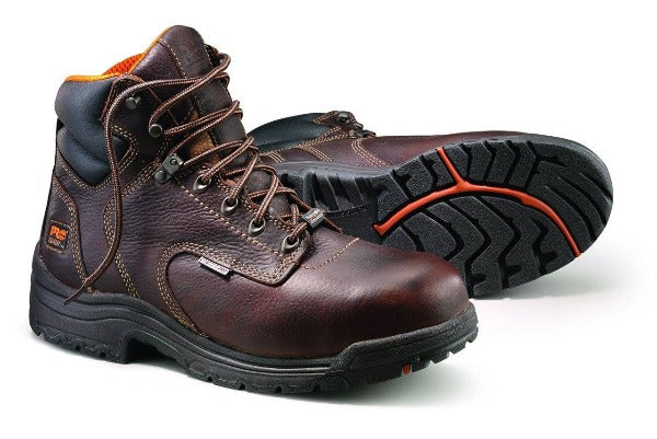"Timberland PRO® Men's 6"" Titan® Waterproof - Composite Safety Toe boots TIMBERLAND"