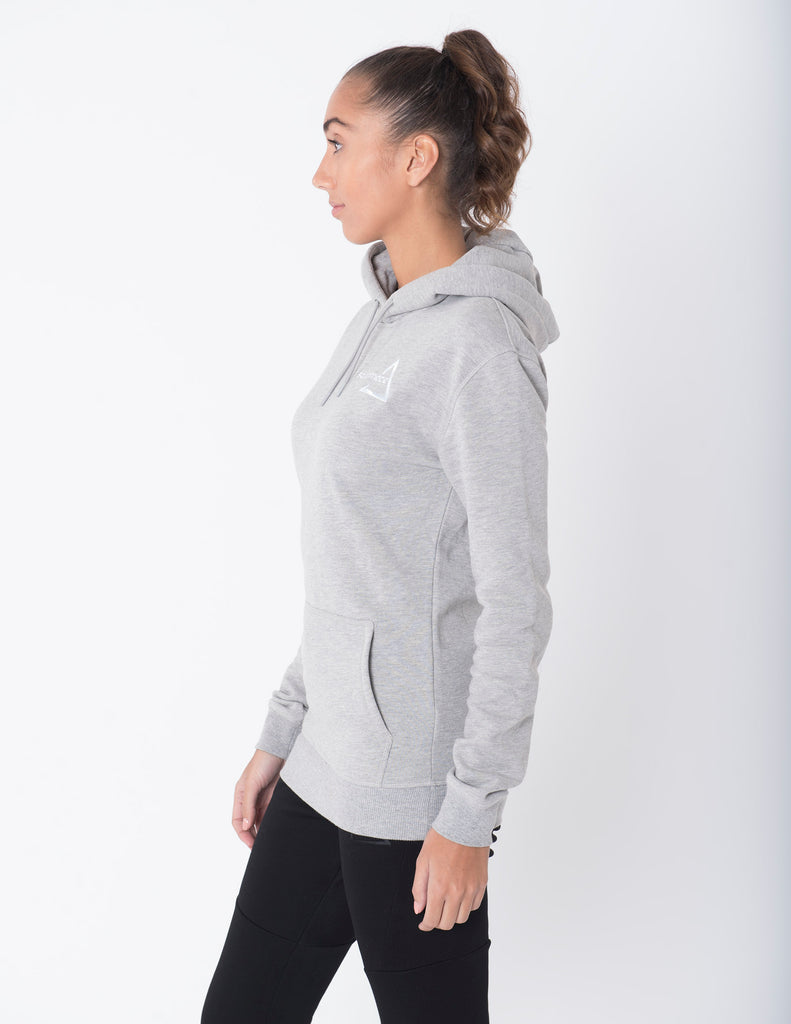 Sculpted Grey Pullover