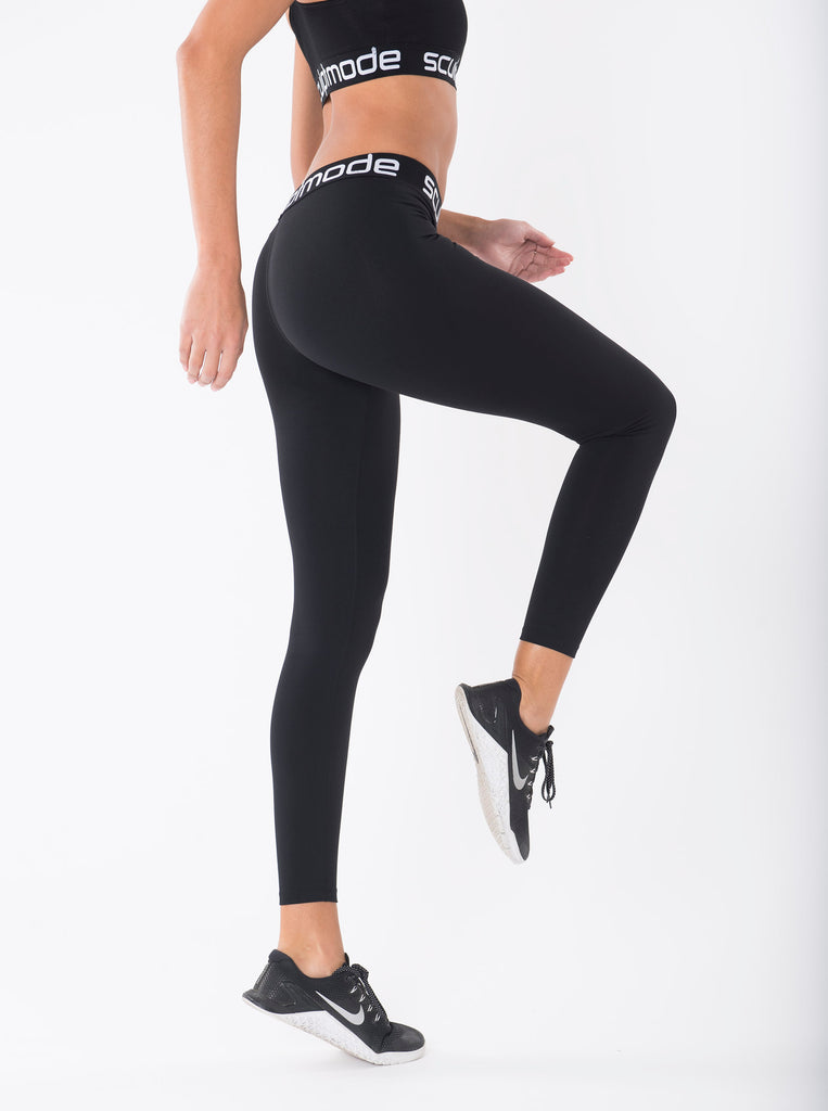 Ultra Black Leggings