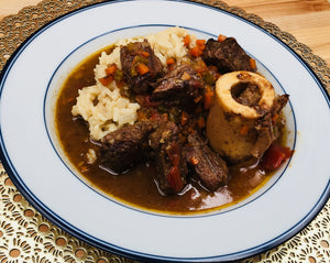 Osso Buco with Beef Short Ribs Recipe
