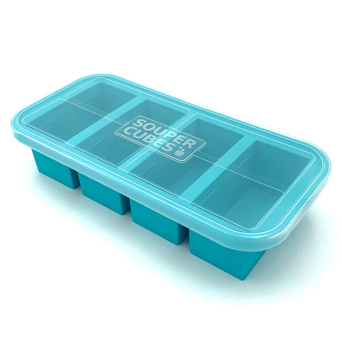 Souper Cubes®  1-Cup Tray with lid (pack of one)