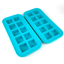 Souper Cubes® 2 Tablespoon Freezing Tray with lid, Pack of Two