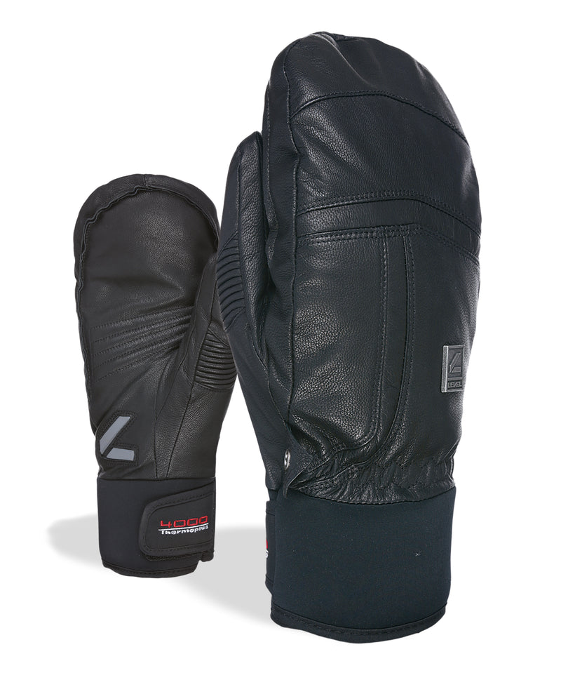 Off Piste Leather Mitt