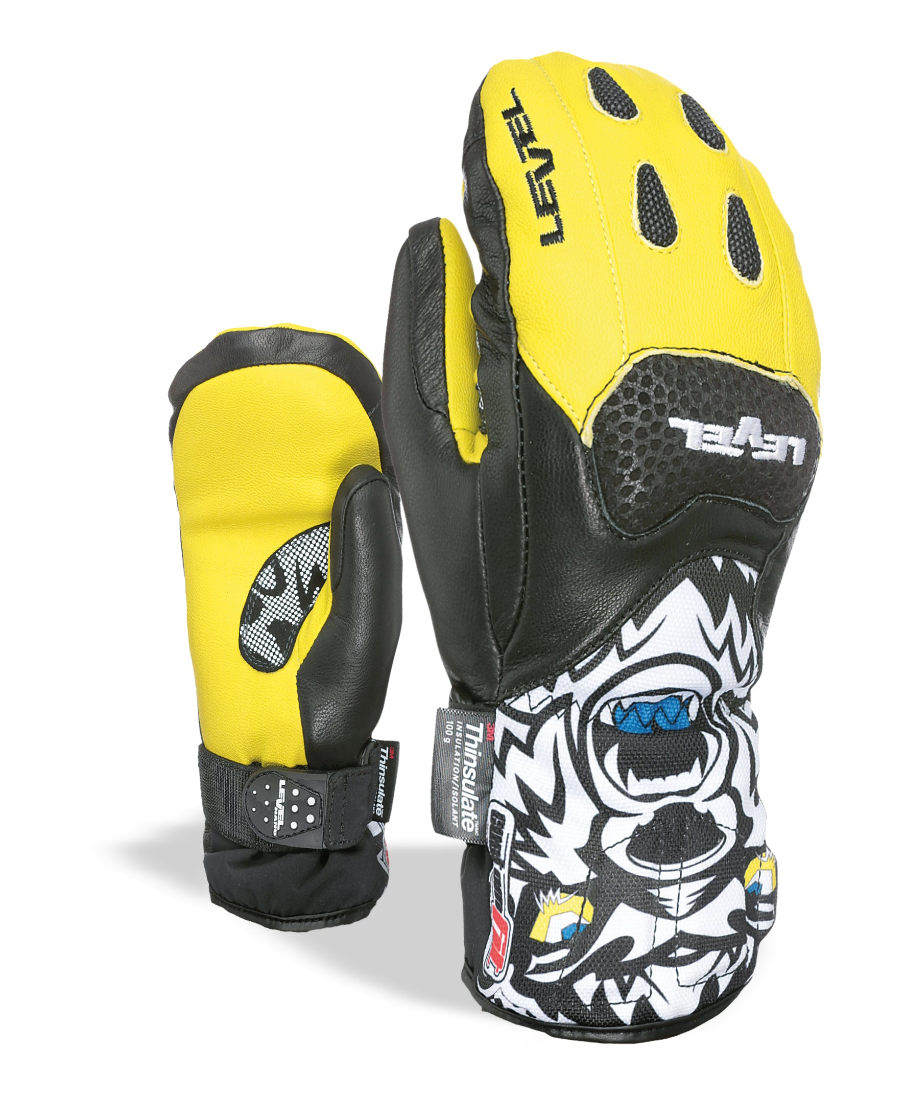 SQ JR CF Mitt