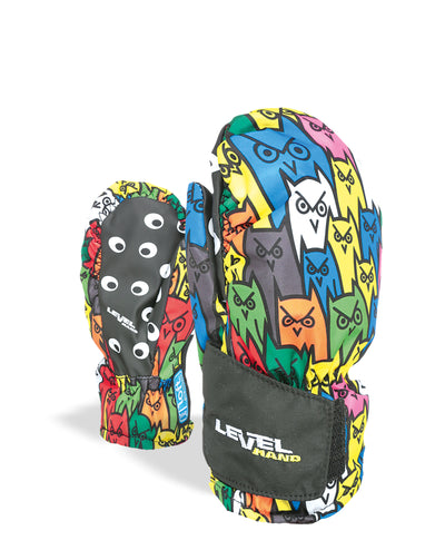 Animal Kids Skiing Mitten