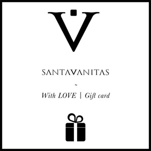With LOVE | Gift card