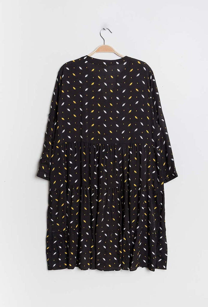 Viscose Printed Dress