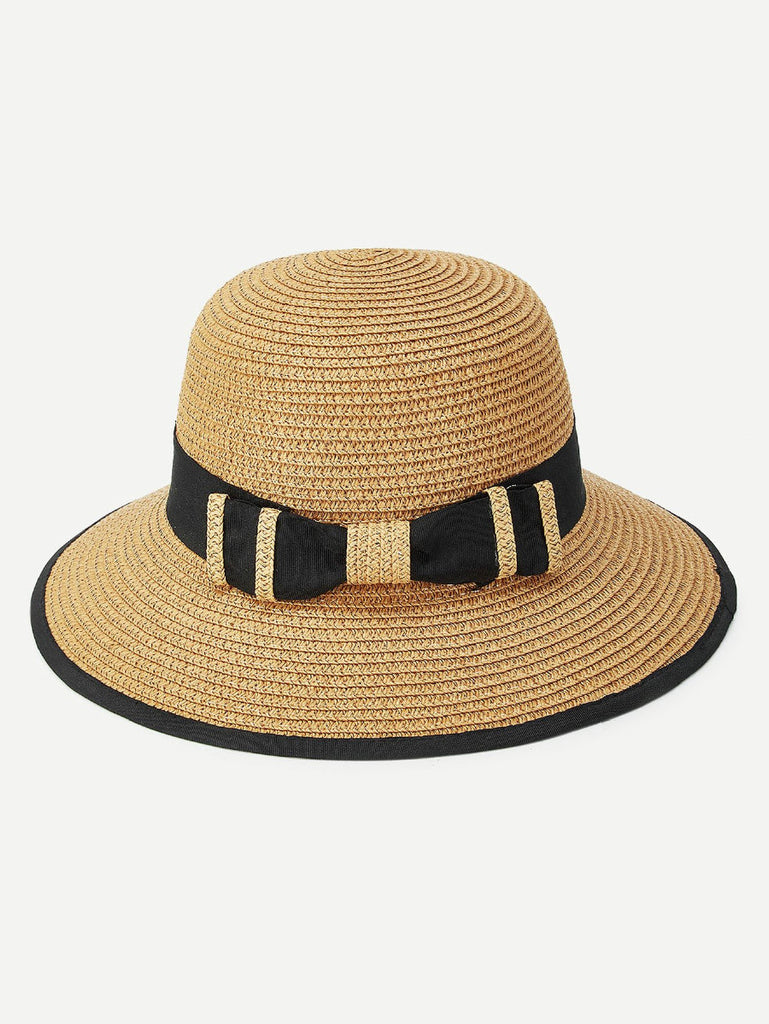 Hagen Edge Straw Hat