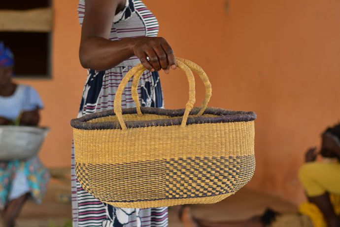 African Baskets – Learn More about a Baby Moses Basket