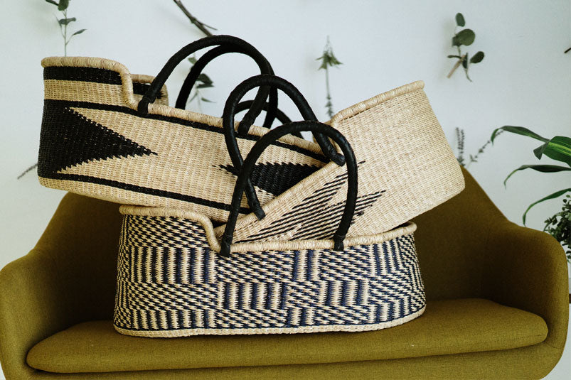 How is an African Moses Basket Made? Check This Out