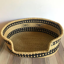 Load image into Gallery viewer, African Moses Basket - Large Bolga Dog Basket