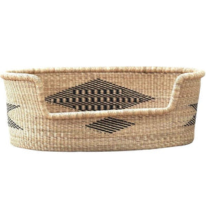 african dog bed organic