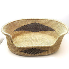 Load image into Gallery viewer, wicker dog bed