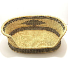 Load image into Gallery viewer, Large Woven Dog Bed