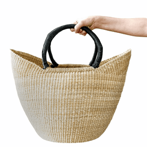 bolga u shopper basket bag