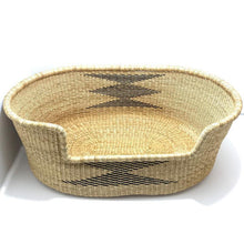 Load image into Gallery viewer, woven dog bed 3432423