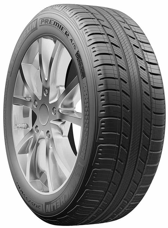 215/55/r17 94H Michelin Premier A/S (New) - Porter's Tire Store Order Tires Online, Delivered to your door!