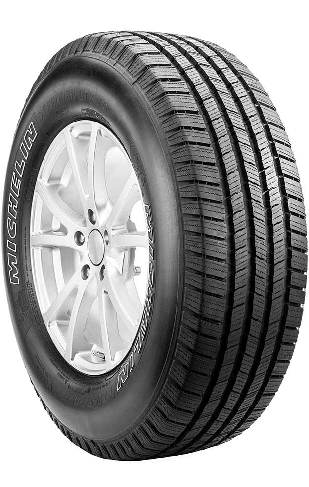 LT225/75/r16 115/112R Michelin Defender LTX M/S (E) (New) - Porter's Tire Store Order Tires Online, Delivered to your door!