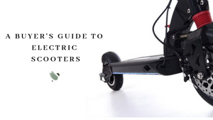 A Buyers Guide to Electric Scooters