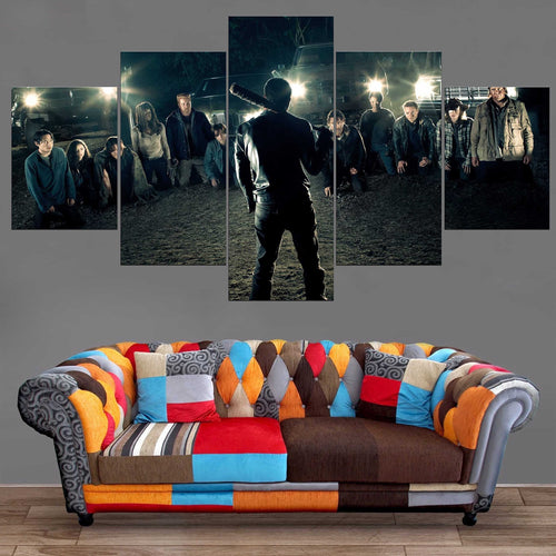 Décoration Murale The Walking Dead Negan-Monde Déco