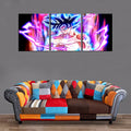 Décoration Murale Dragon Ball Super Goku Ultra Instinct-Monde Déco