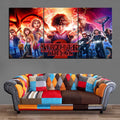 Décoration Murale Stranger Things-Monde Déco