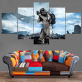 Décoration Murale Star Wars Storm Trooper-Monde Déco