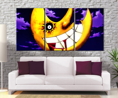 Décoration Murale Soul Eater Bloody Moon