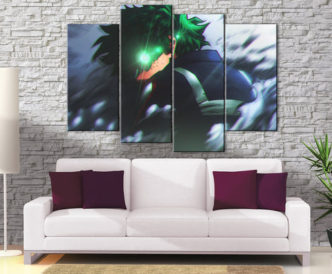 Décoration murale My Hero Academia Izuku