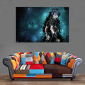 Décoration Murale Final Fantasy 15 Noctis Death is sure Life is not-Monde Déco