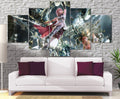 Décoration murale Final Fantasy 13 Lightning X Serah-Monde Déco