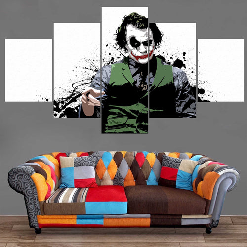 Décoration Murale Batman Joker Drawing Style-Monde Déco