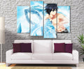 Décoration Murale Fairy Tail Gray Dragon de Glace-Monde Déco