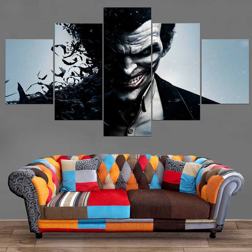 Décoration Murale Batman Joker Shadow-Monde Déco