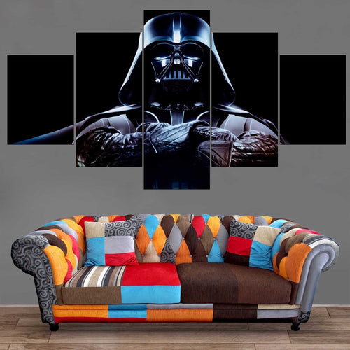 Décoration Murale Star Wars Dark Vador Domination-Monde Déco