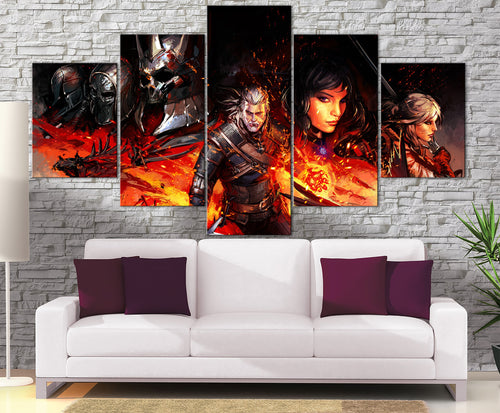 Décoration Murale The Witcher 3