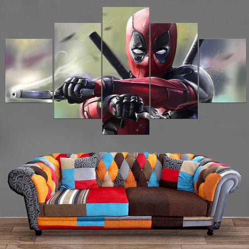 Décoration Murale Deadpool Shoot-Monde Déco