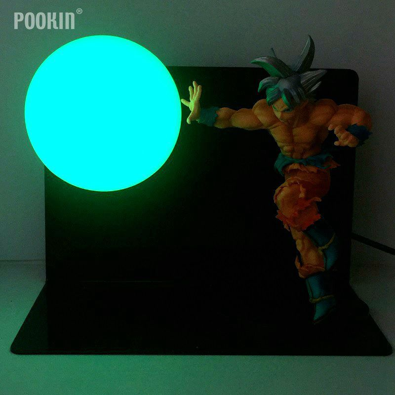 Lampe Dragon Ball Z Goku Ultra Instinct