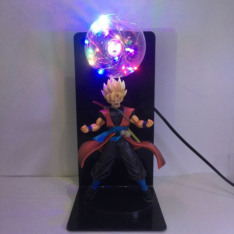 Lampe Dragon Ball Heoes Goku