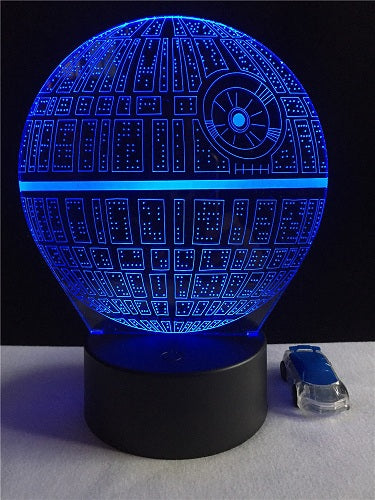 Lampe LED Star Wars