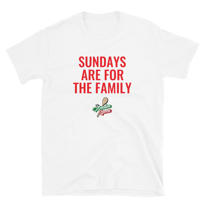 Sunday's Are For The Family Sale Shirt!