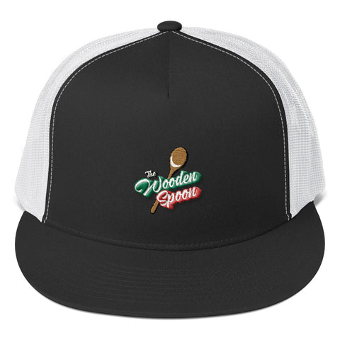 The Wooden Spoon Trucker Cap
