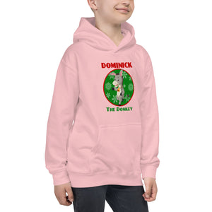 Dominick the Donkey Kids Hoodie