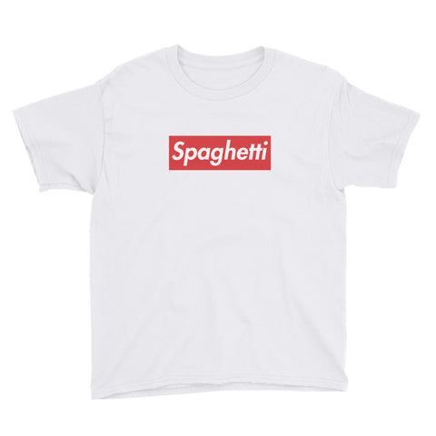 Youth Spaghetti T-Shirt