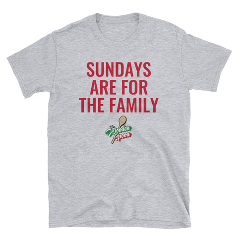 Sunday's are for the Family!