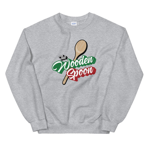 The Wooden Spoon Logo Sweatshirt